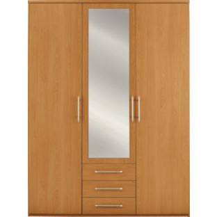 Argos Vancouver wardrobe assembly by Flatpack Jersey