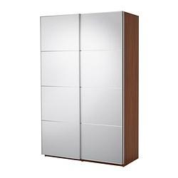 pax wardrobe sliding doors