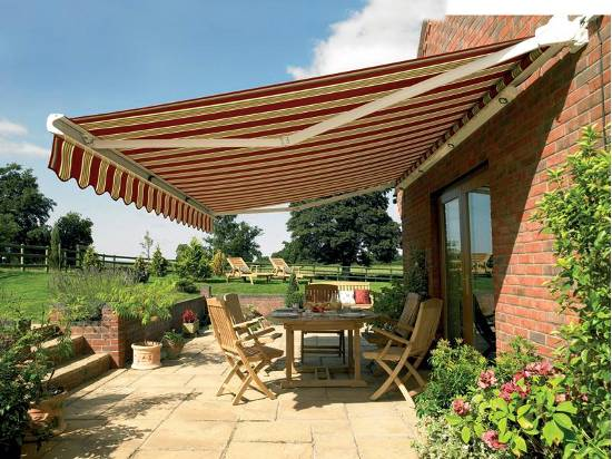 Awnings from Hillarys Blinds
