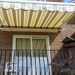 Awnings in Jersey from Hillarys Blinds