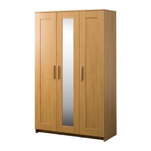 Brimnes 3 door wardrobe by IKEA