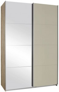 Rauch Elegant4you mirror wardrobe